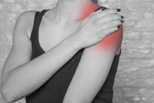 Shoulder Pain Due To Work Injury