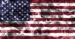 United States of America smoke flag, US smoke flag