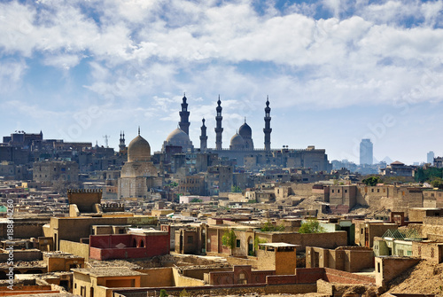 Cairo, Egypt. City view