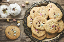Easter Egg Cookies - Homemade ...