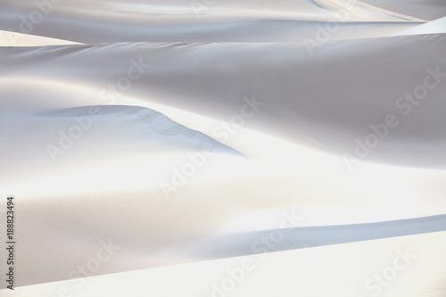 Photo sur Toile Desert de sable Sand desert dunes of Socotra island