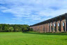 Ouse Valley Viaduct Near Haywa...