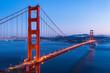 Golden Gate Bridge, San Francisco at sunset