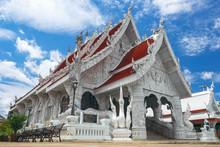 Wat Ming Muang, Nan Province, ...