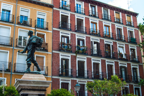 Photo Madrid, plaza de Cascorro