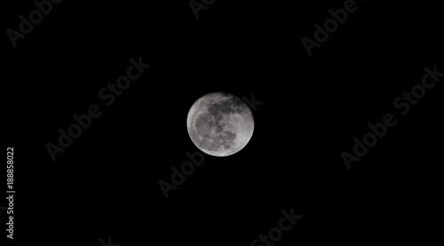Fotobehang Volle maan The Moon