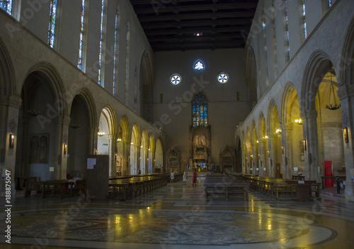 Fotografie, Obraz  monastero di santa chiara