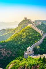 Fototapeta Orientalny The Great Wall of China