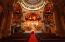 Cathedral Interior (horizontal)