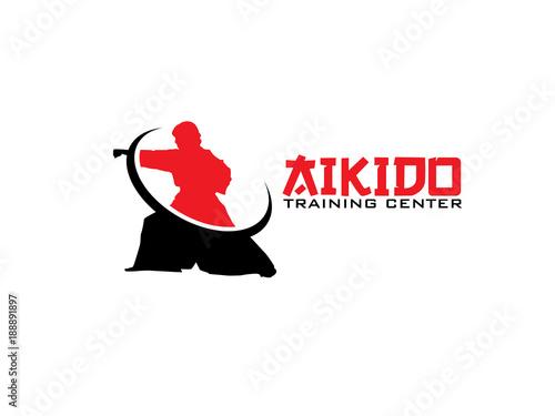 Photo Aikido logo