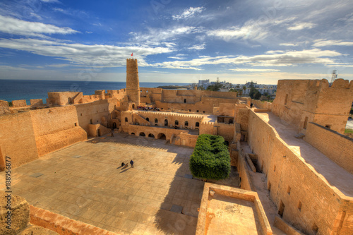Photo  Ribat of Monastir - Sea View