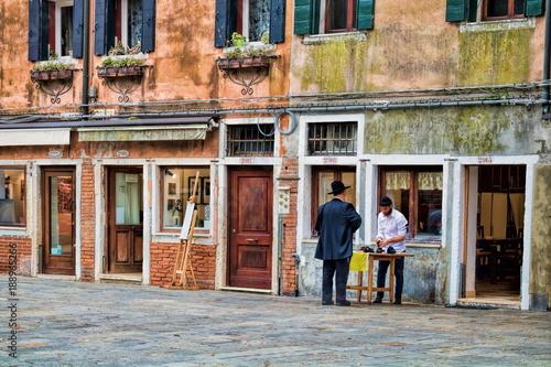 Venedig, Campo de Gheto Novo