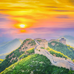 FototapetaThe Great Wall of China