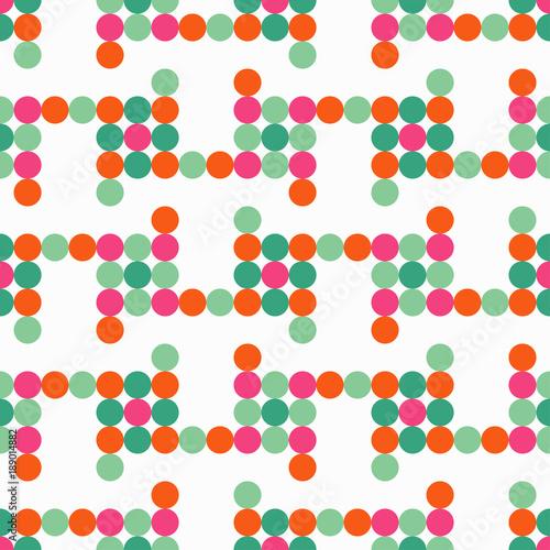 geometryczny-wzor-tekstura-kropek-zgodnosc-z-tekstem