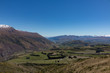 Crown Range New Zealand Haast pass landscape view