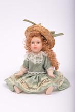 Lovely Porcelain Doll