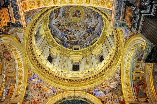 Tela  Napoli Duomo, Cattedrale Santa Maria Assunta