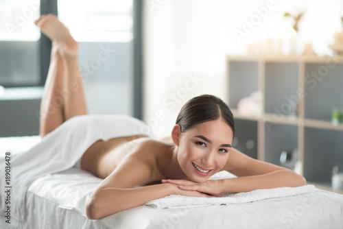 Asian Girl Massage Video