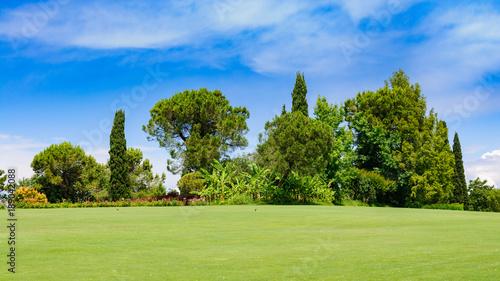 Fotobehang Tuin Sigurta Park, Italy