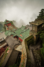 The Roofs Of The Monasteries O...