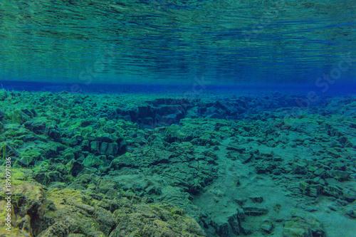 Fotografie, Obraz  Clearest  Water in the world!