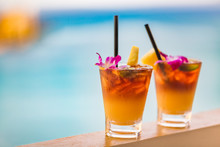 Hawaii Mai Tai Drinks On Waiki...