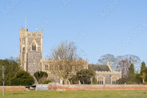 Photo  Parish Church of Stratford Saint Mary, Dedham, Colchester, Essex