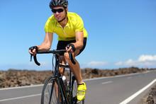 Road Bike Cyclist Man Sport At...