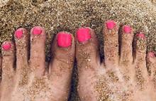 Toes In The Sand, Waimea Bay, ...