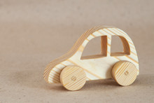 Wooden Toy (car) Handmade With...