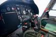 Cockpit e motori di aerei e elicotteri