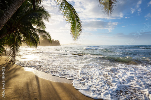Photo sur Aluminium Cote Coast in Costa Rica