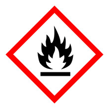 Flammable Hazard Icon