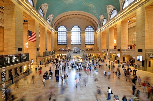 Main Concourse of Grand Central Terminal Fototapet