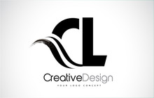 CL C L Creative Brush Black Le...