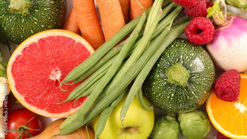 fruit and vegetable © M.studio