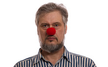 Man With A Red Nose, Red Nose ...