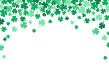 Saint Patricks Day Falling Sha...