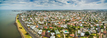 Aerial Panoramic View Of Willi...