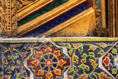 Fotografía  thailand temple in banguecoque