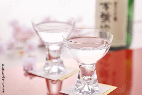花見酒イメージ