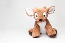 Stuffed Toy Deer