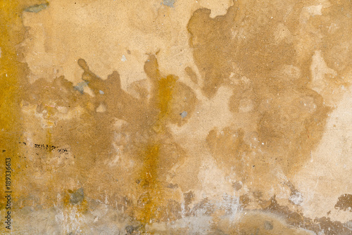 stained plastered beige wall for backgrounds - Buy this stock photo ...