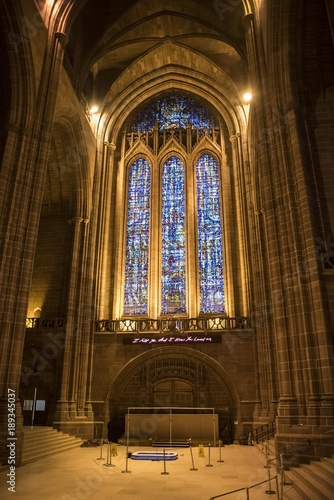 Photo  LIVERPOOL ANGLICAN CATHEDRAL