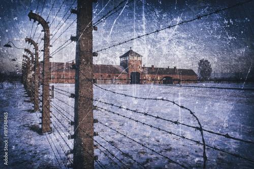 Photo Auschwitz concentration camp