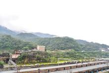 Beautiful Scenery Of Railway T...