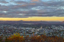 Roanoke Virginia Sunset