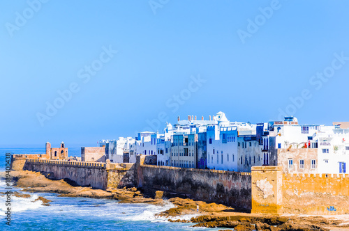 Papiers peints Maroc View on Cityscape of Essauira in Morocco