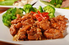 General Tso's Chicken  - A P...