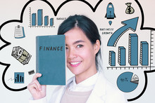 Finance And Saving Concept- Po...